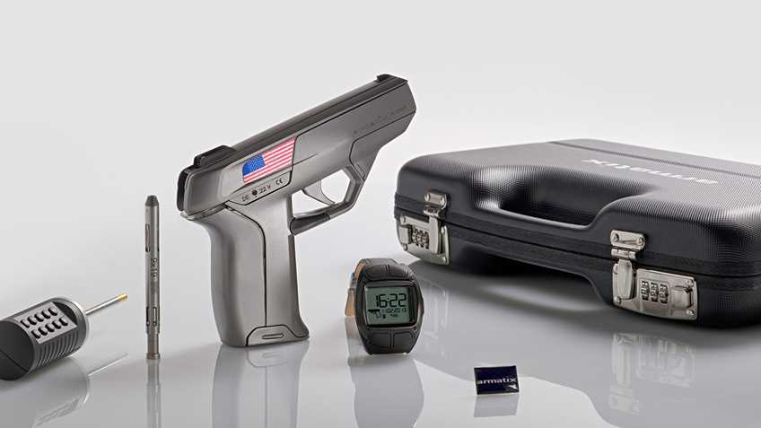 "60 Minutes Showcases ""Smart"" Guns Technology"