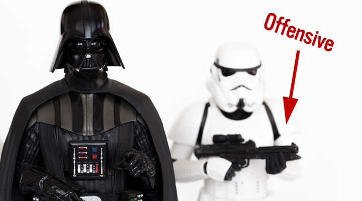 """Political Correctness in Hyperdrive as Texas School Bans """"Star Wars"""" Themed T-Shirt"""
