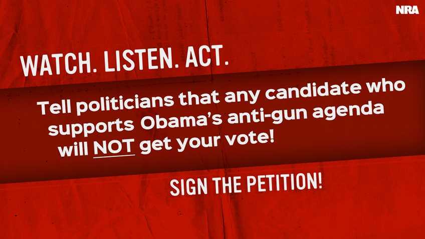 Watch. Listen. Act.
