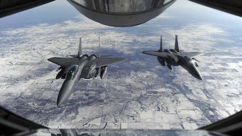 Air Force Establishes Gun Carrying Programs