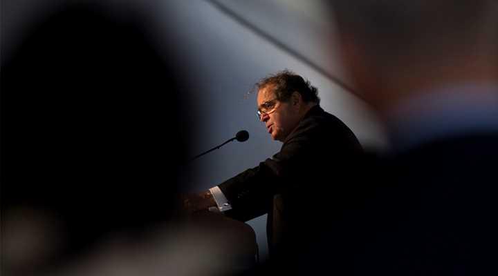U.S. Supreme Court Justice Antonin Scalia 1936-2016