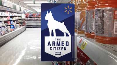Armed Robber Goes To Walmart, Becomes Target