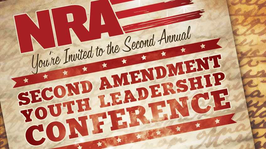 Make Plans to Attend the Second Amendment Youth Leadership Conference in Louisville!