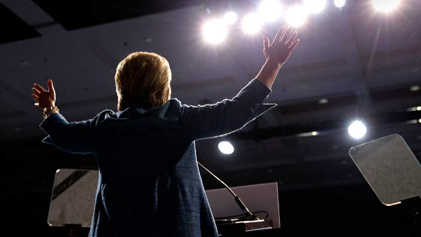 Anti-Gun Group Joins Clinton's Pro-Criminal Campaign