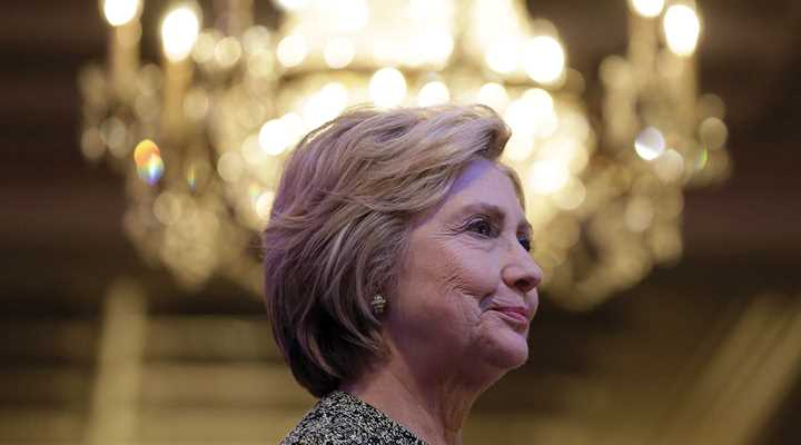 Banking On Hillary