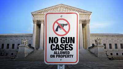 Supreme Court Declines to Take Carry Case, but Gorsuch Casts a Solidly Pro-Gun Vote