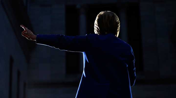 Poll: Voters Not Swayed by Clinton's Anti-Gun Duplicity