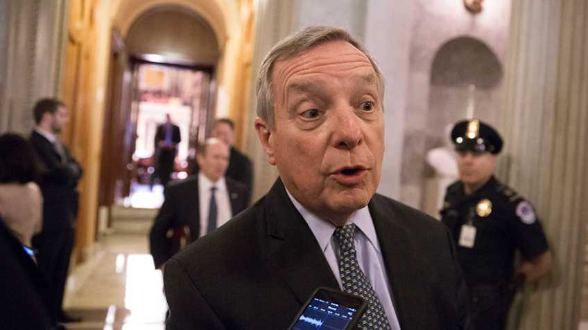 Outrage of the Week: Illinois Sen. Dick Durbin Blocks Efforts to Restore Rights to Veterans