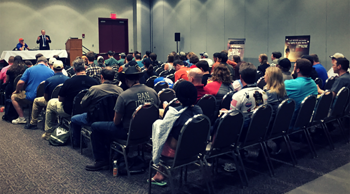 Enthusiasm Abounds at Second Annual Second Amendment Youth Leadership Conference