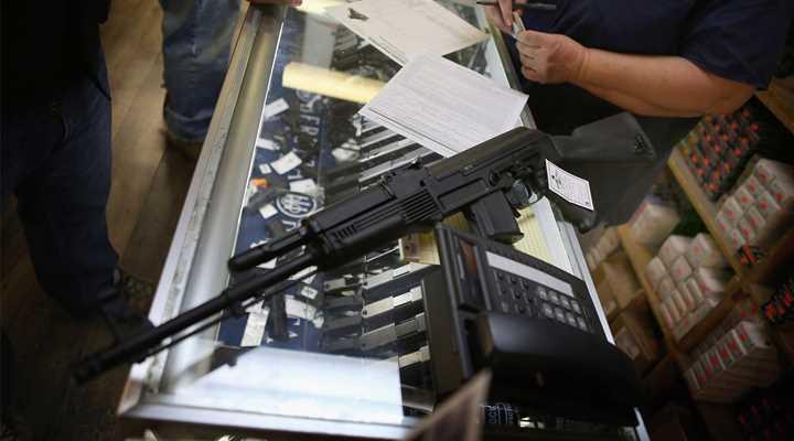Gun Control Isn't The Answer