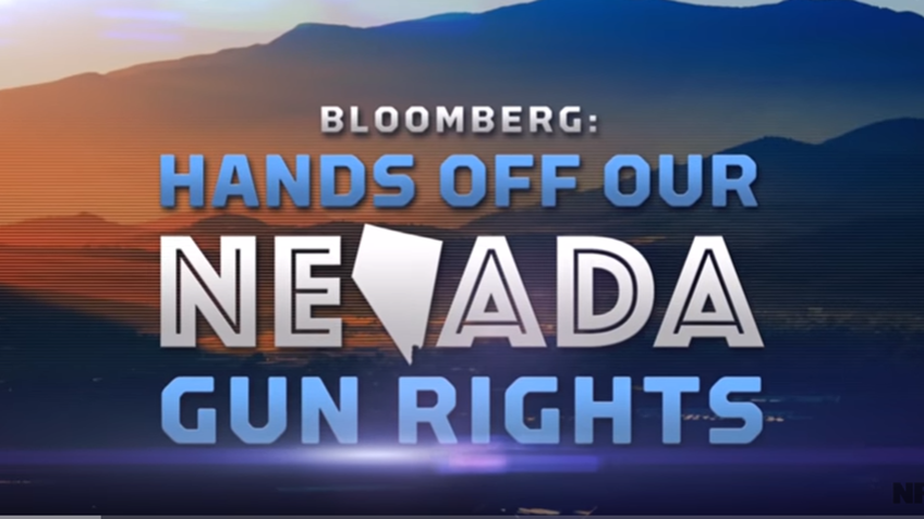 NRA Nevadans For Freedom Video Exposes Truth About Question 1 Gun Control Ballot Initiative
