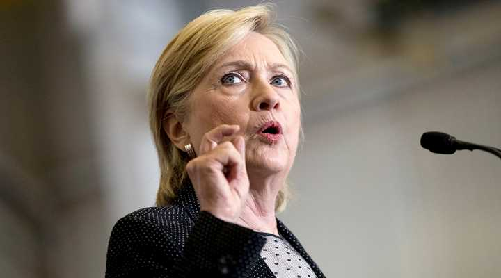 The Media Are Lying to Hide Clinton's Animosity to the Second Amendment