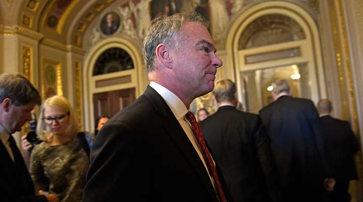 "Democratic VP Candidate Tim Kaine on Gun Control: ""I can't think of an issue I'd rather be aligned with than this"""