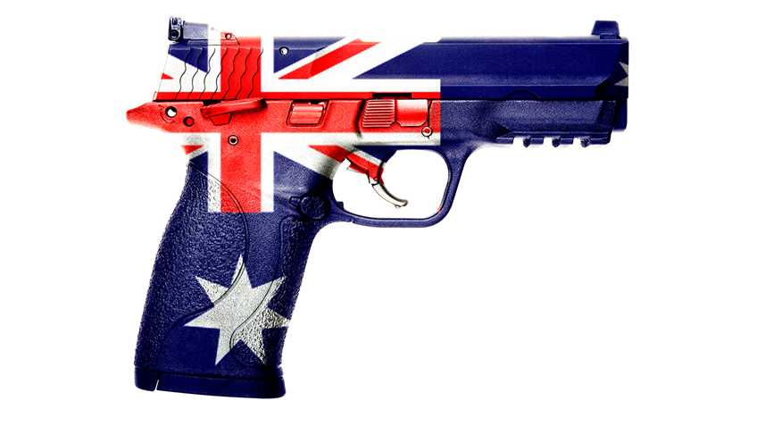 Decades after Firearm Confiscation, Australia Announces New Amnesty Program