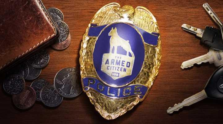 An off-duty Robbins officer shot an armed man
