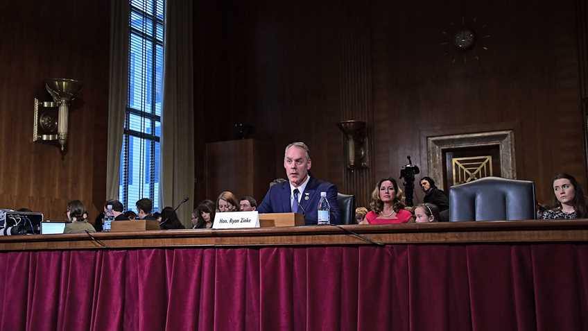 NRA Seeks Swift Confirmation of Interior Secretary Nominee