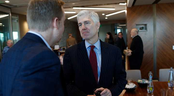 NRA Applauds Neil Gorsuch's Nomination to the U.S. Supreme Court