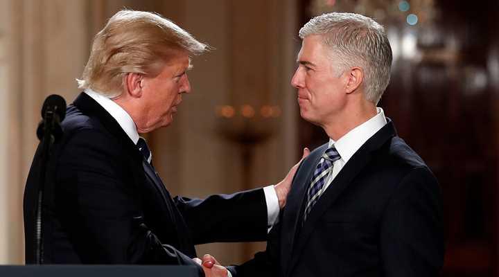 Trump Supreme Court Nominee Neil M. Gorsuch Would Respect the Second Amendment