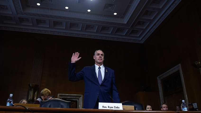 Last Chance! Urge Your Senators to Confirm Ryan Zinke!