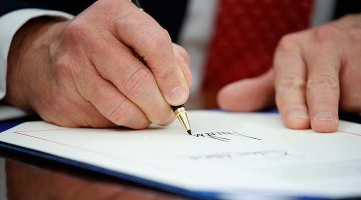 Trump Signs Bill Protecting Due Process Rights of SSA Recipients