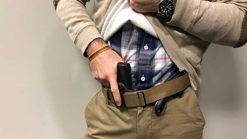 Court to Texas College Professors: Your Irrational Fear of Gun Owners Is Not Legally Addressable