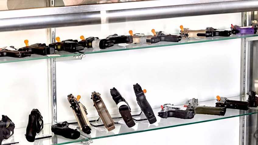 North Carolina: Pistol Purchase Permit Repeal Filed