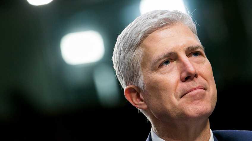 Trump's Supreme Court Nominee Embraces Heller and Originalism During Senate Hearings