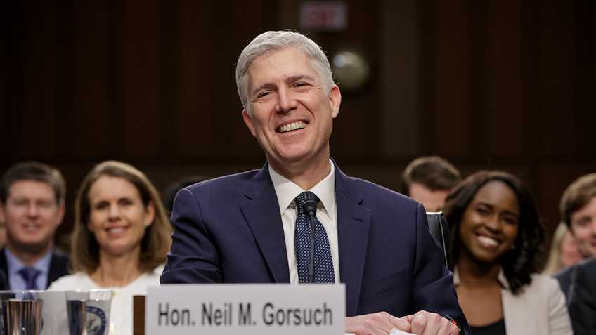 NRA Launches Ad Buy Urging Swift Confirmation of Judge Neil Gorsuch