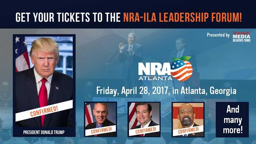 For 2017, A Historic NRA-ILA Leadership Forum