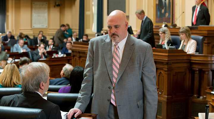 NRA Names Virginia Lawmaker Defender of Freedom