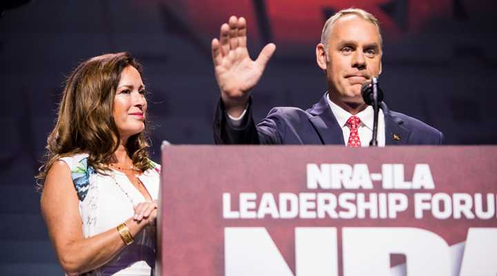 NRA Official Q&A with U.S. Secretary of the Interior Ryan Zinke