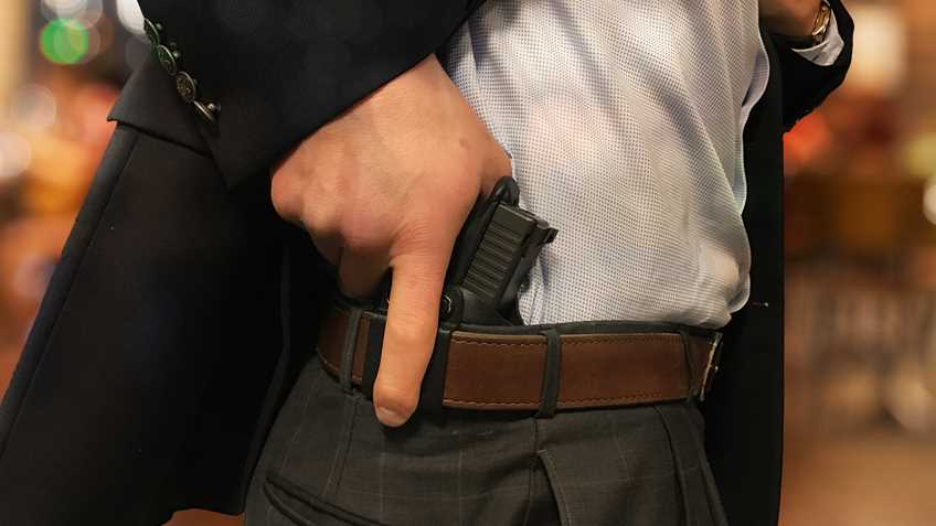 House Passes Concealed Carry Reciprocity