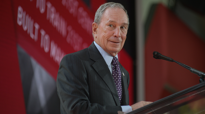 Bloomberg Spending Millions To Elect Anti-Gun Virginia Governor