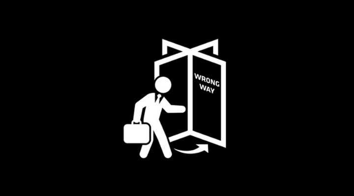 Revolving Door Of Wrong Solutions