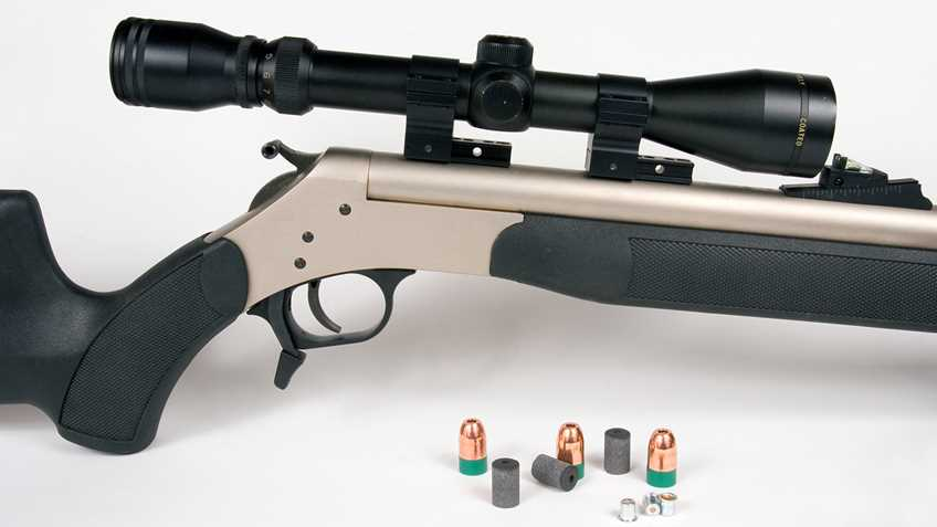 """Muzzleloaders Now Targeted by """"Giffords"""" Gun Prohibition Lobby"""