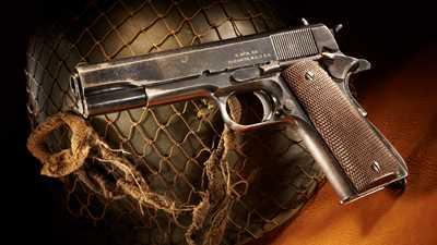 Military Funding Bill Establishes Mandatory Program to Sell Historic Pistols to the Public