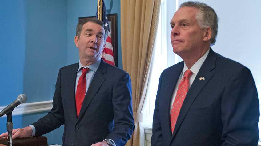 Virginia: Gun Control Tops New Governor's Agenda