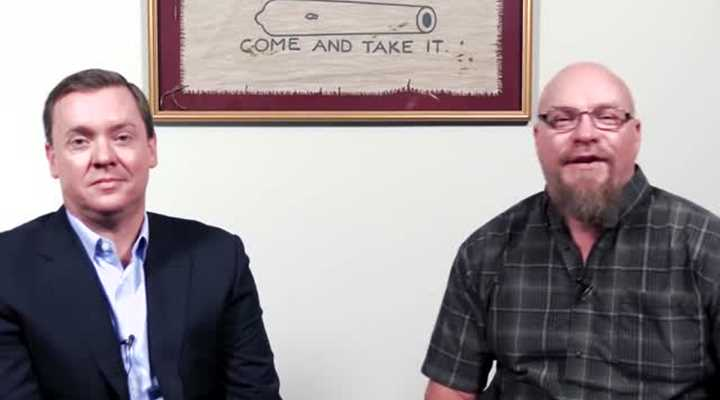 NRA ILA Executive Director talks about HPA/SHARE and CCR with James Yeager