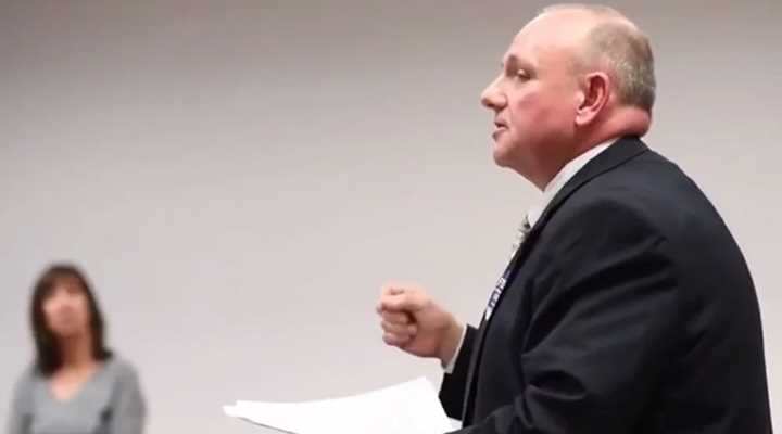 Bunkum from Buncombe: Sheriff's Candidate Threatens Disobedient Gun Owners