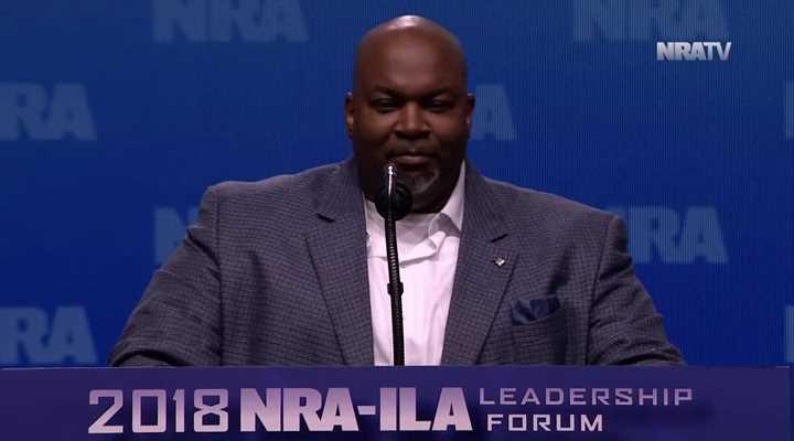 Mark Robinson: 2018 NRA-ILA Leadership Forum