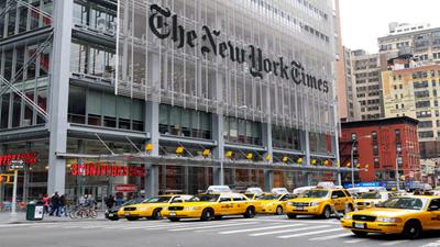 New York Times Revels in Mass Gun Destruction Photo-Essay
