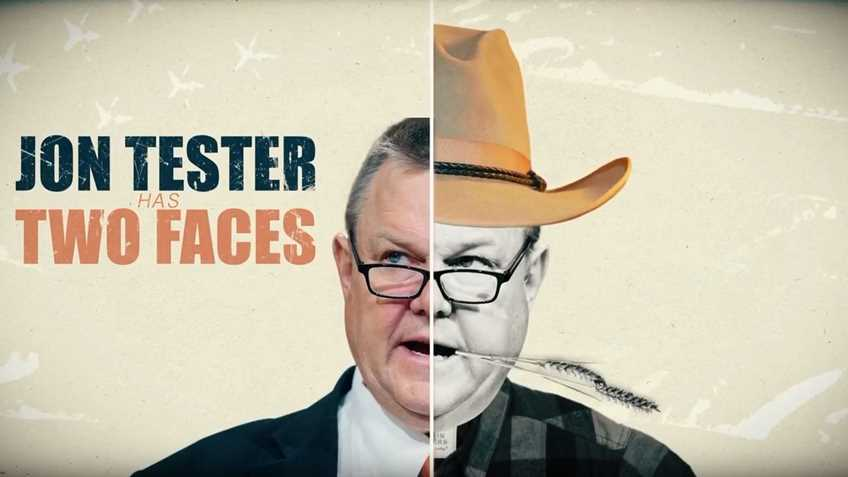 NRA Announces Six-Figure Ad Campaign Against Sen. Tester