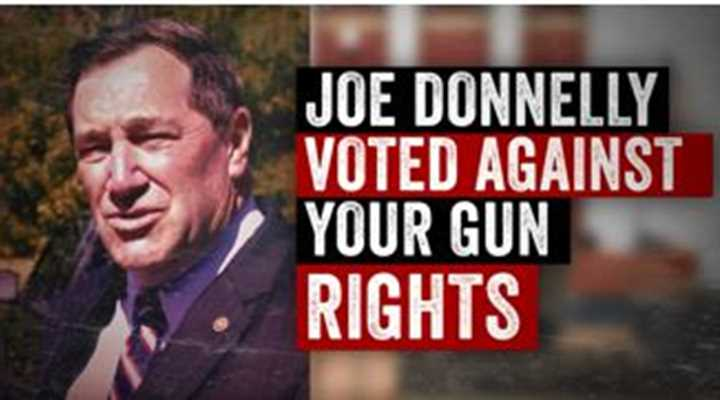 NRA Launches Seven-Figure Ad Campaign in Indiana