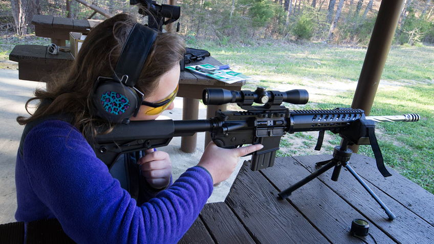 """Poll: Most Americans Oppose Ban on """"America's Rifle"""""""