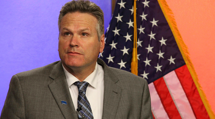 NRA Endorses Mike Dunleavy for Governor of Alaska