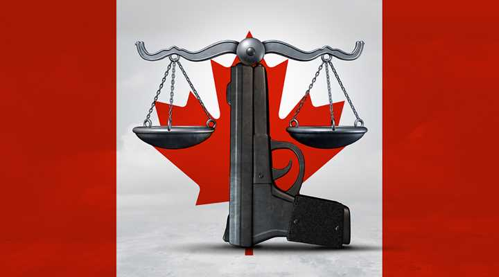 Canada's Liberal Government: More Gun Control!