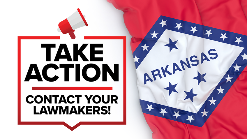 Arkansas: Stand Your Ground Bill Referred to House Judiciary Committee for Consideration Next Week