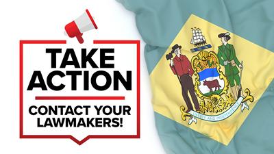 Delaware: Senate Floor Votes Imminent for Mag Ban & Handgun Licensing Bills