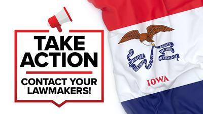 Iowa: School Pick-up/Drop-off Passes Committee
