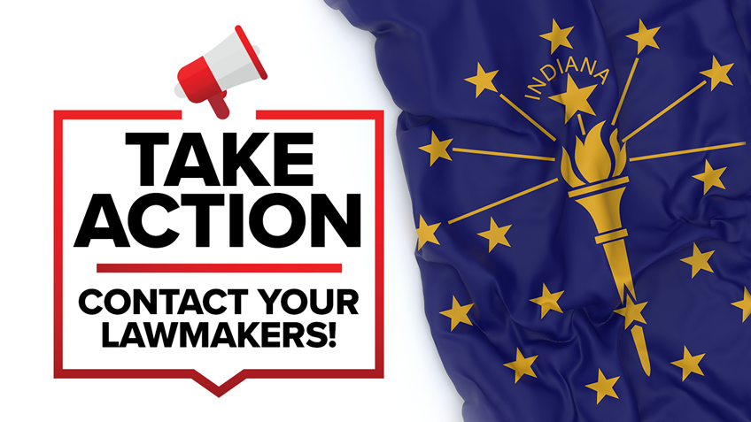 Indiana: Remind Your Senator to Take Action on Lawful Carry Bill